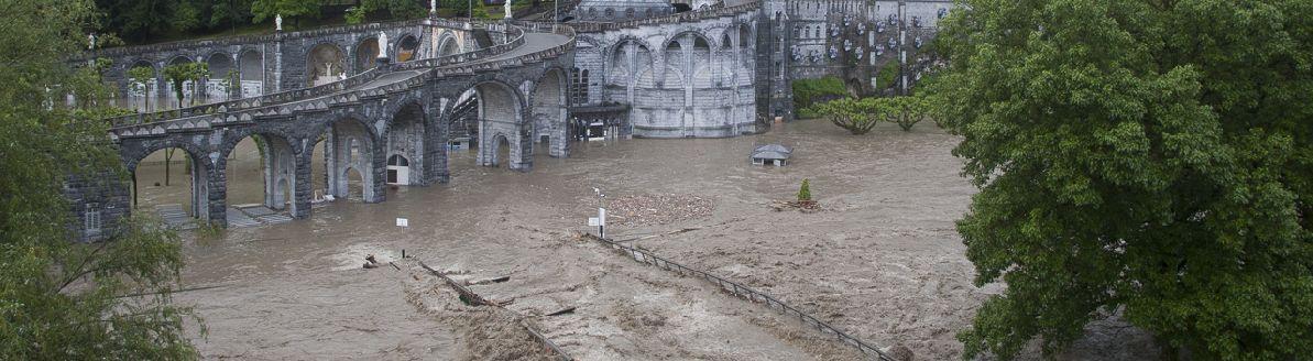 Le Sanctuaire sous les eaux en 2013