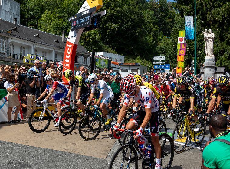Départ du Tour de France