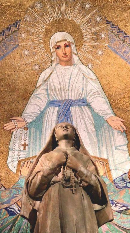 Heilige Bernadette Soubirous