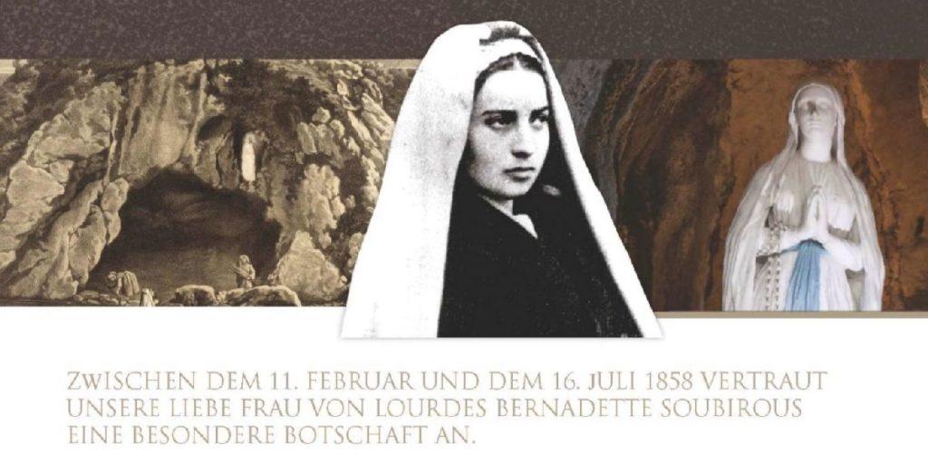 Zusammenfassung der ersten Erscheinung Bernadette erzählt