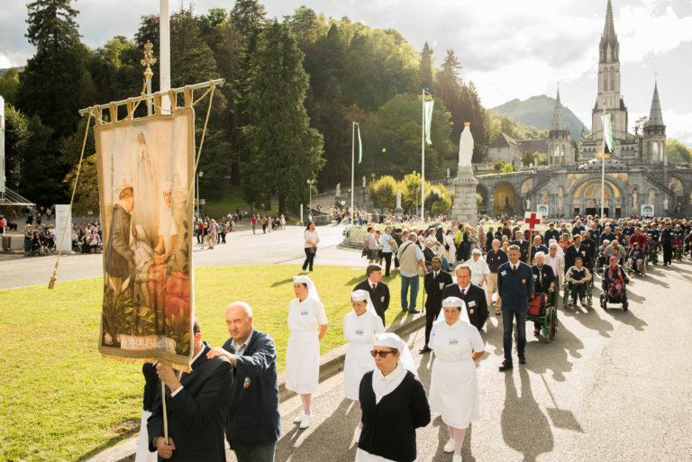 Pèlerinage national italien de l'UNITALSI