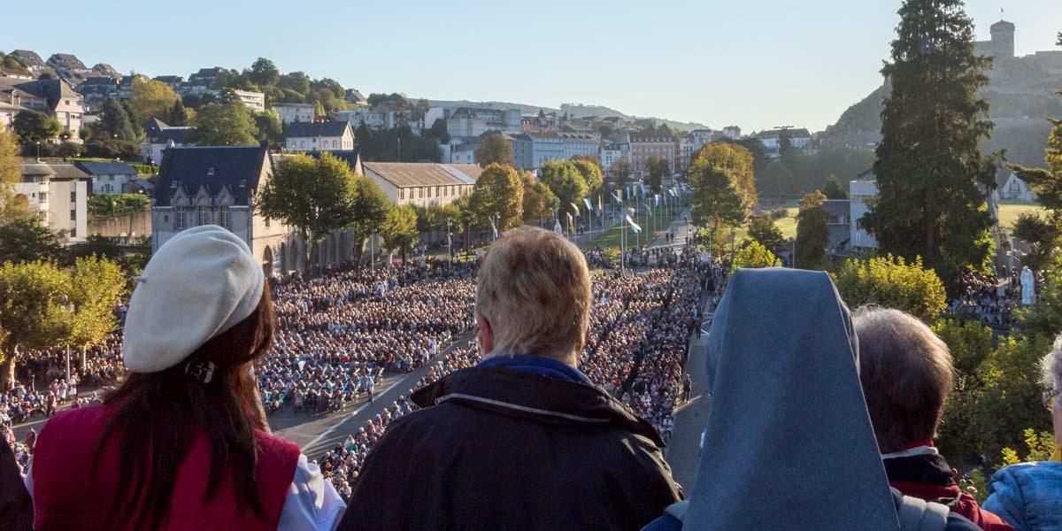 Calendrier Des Pelerinages Lourdes 2019.Pelerinage Du Rosaire Du 3 Au 6 Octobre