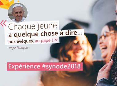 Synode des jeunes – Une délégation à Rome
