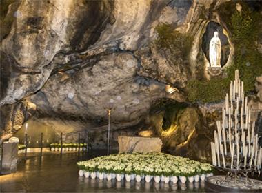 7 et 8 décembre : Lourdes célèbre l'immaculée conception unie aux chrétiens du monde entier