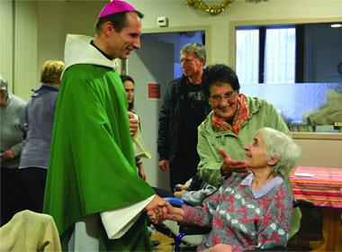 À Lourdes, du 13 au 16 novembre, Les assises nationales de la Pastorale de la Santé