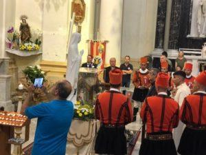 A Cagliari le reliquie di Santa Bernadette Soubirous