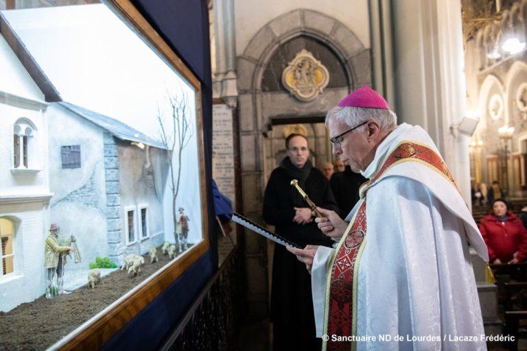 In der Basilika Zur Unbefleckten Empfängnis