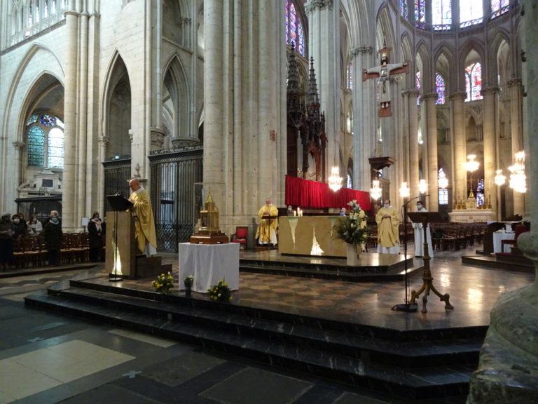 Messe cathedrale ST JULIEN_Mgr Le Saux_DSC01859